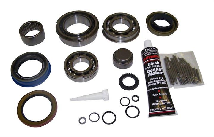 Crown Automotive 249emaskit Crown Automotive Transfer Case Rebuild Kits Summit Racing