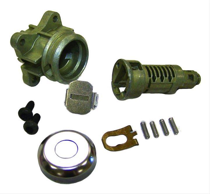 Crown Automotive 5013682AA Door Cylinder Lock