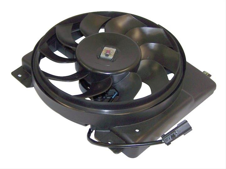 2001 Jeep Cherokee Crown Automotive Electric Fans 52028337ac Free Shipping On Orders Over 99 At Summit Racing
