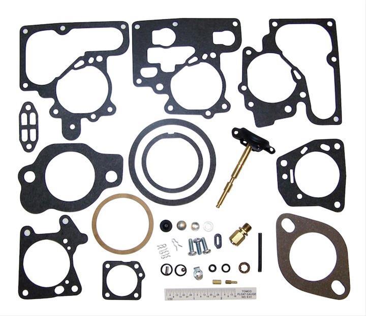 Crown Automotive Carburetor Rebuild Kits 83300085