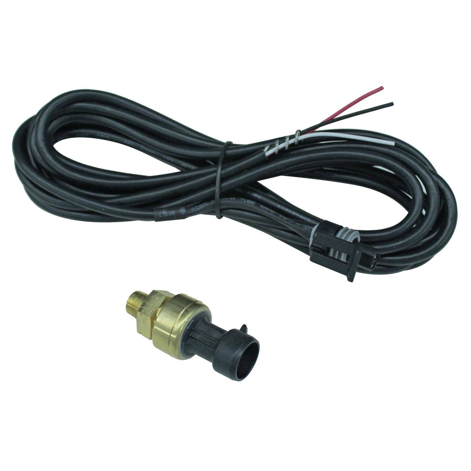 Dakota Digital Gauge Sending Unit Fuel Pressure 100 Psi