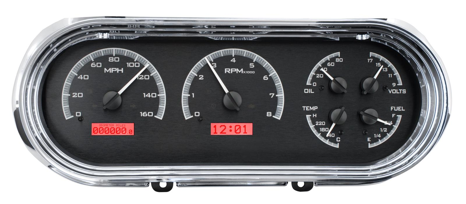 Dakota Digital VHX Series Direct-Fit Analog Gauge Systems