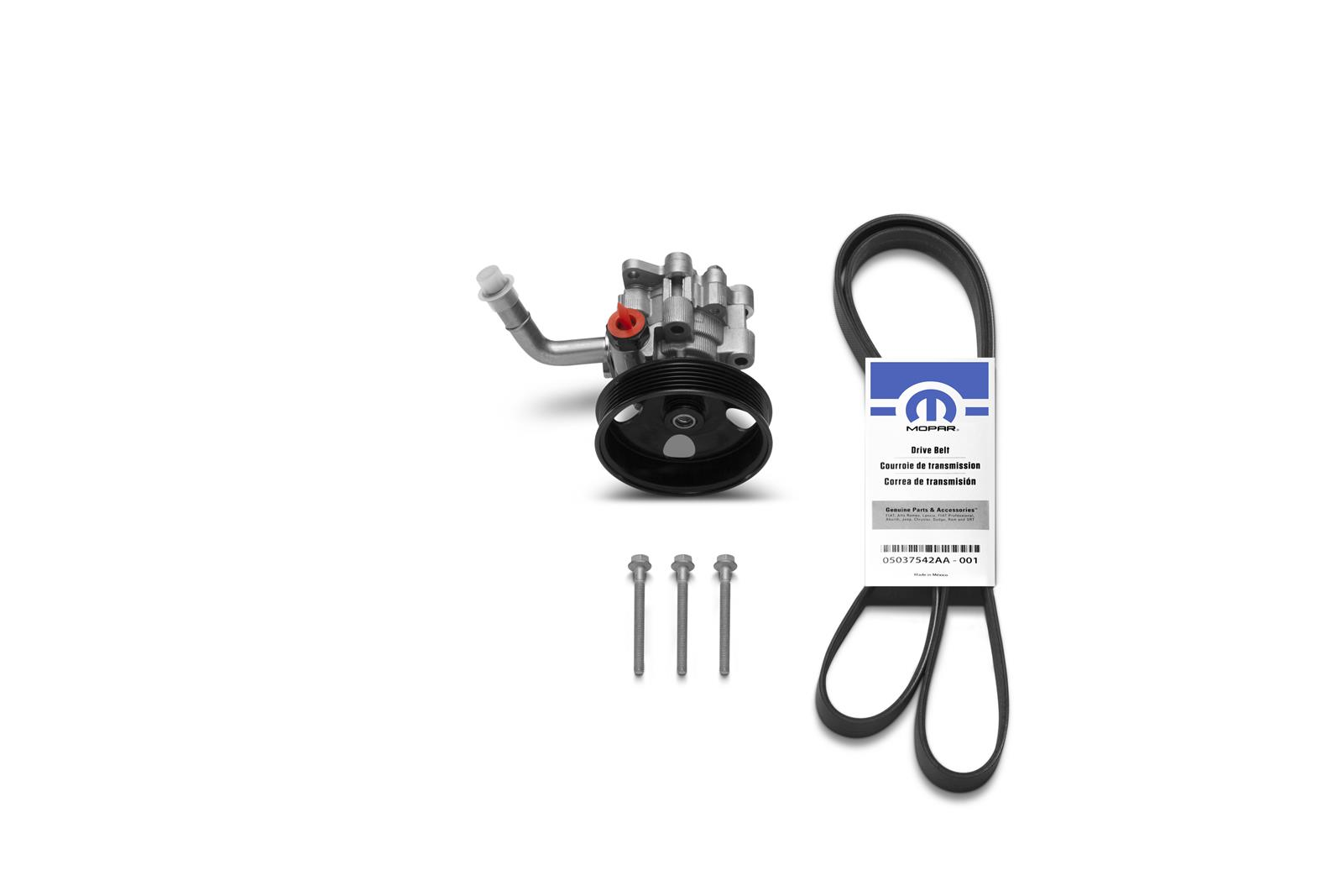 Mopar Performance Power Steering Expansion Packs 77072448