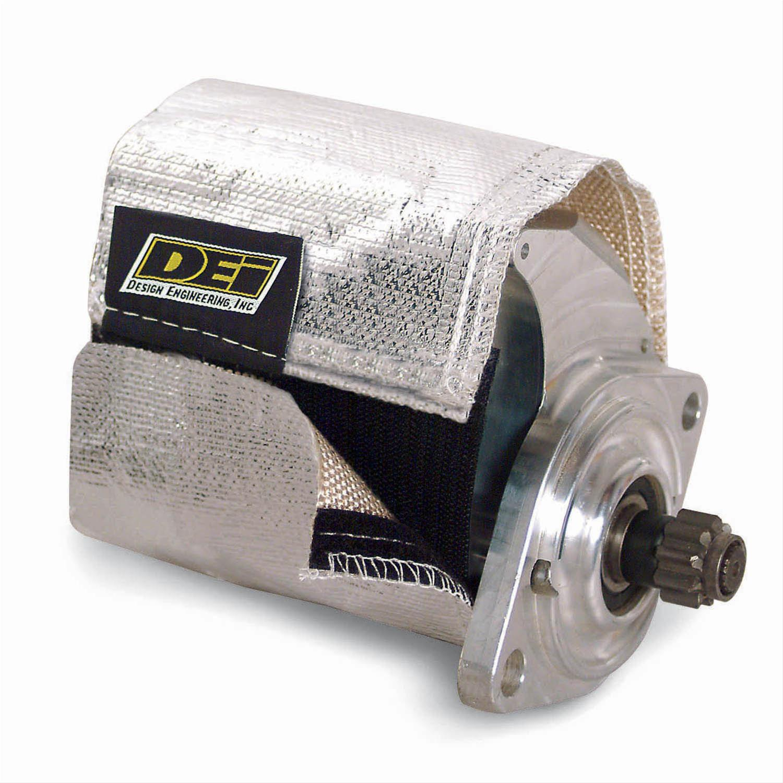 "DEI Starter Heat Shield 010402; 7/"" L 24/"" W Reflective Mylar"
