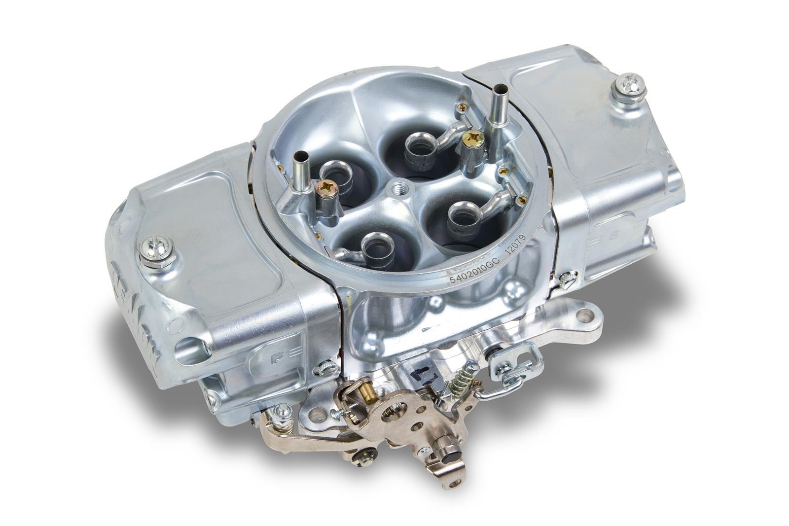 Holley Barry Grant Demon Braided Carburetor Fuel Inlet Line