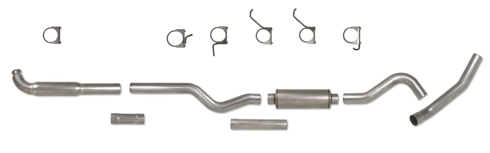 Diamond Eye Exhaust Systems K4113A