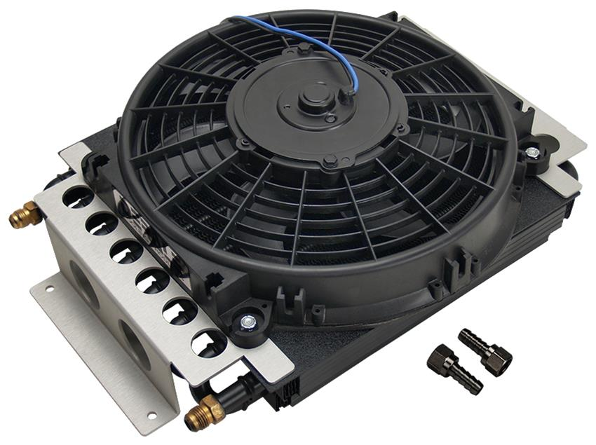 Derale 13900 Electra-Cool Remote Cooler