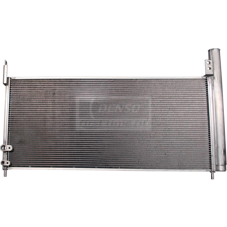 lexus air conditioning condenser