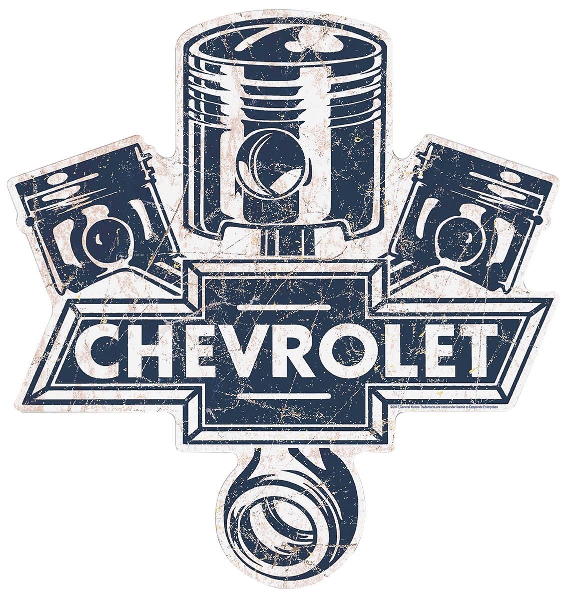 1963 Chevrolet Corvette Split Window C2 Reserved Parking 12x18 Aluminum Sign