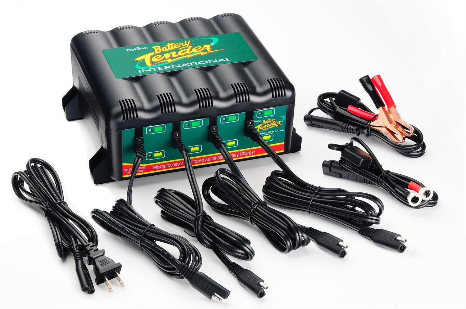 Deltran four bank battery chargers 022 0148 dl wh free shipping deltran four bank battery chargers 022 0148 dl wh free shipping on orders over 99 at summit racing sciox Choice Image