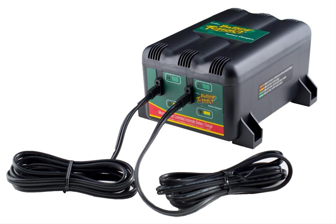 Deltran two bank battery tender charging stations 022 0165 dl wh deltran two bank battery tender charging stations 022 0165 dl wh free shipping on orders over 99 at summit racing sciox Choice Image