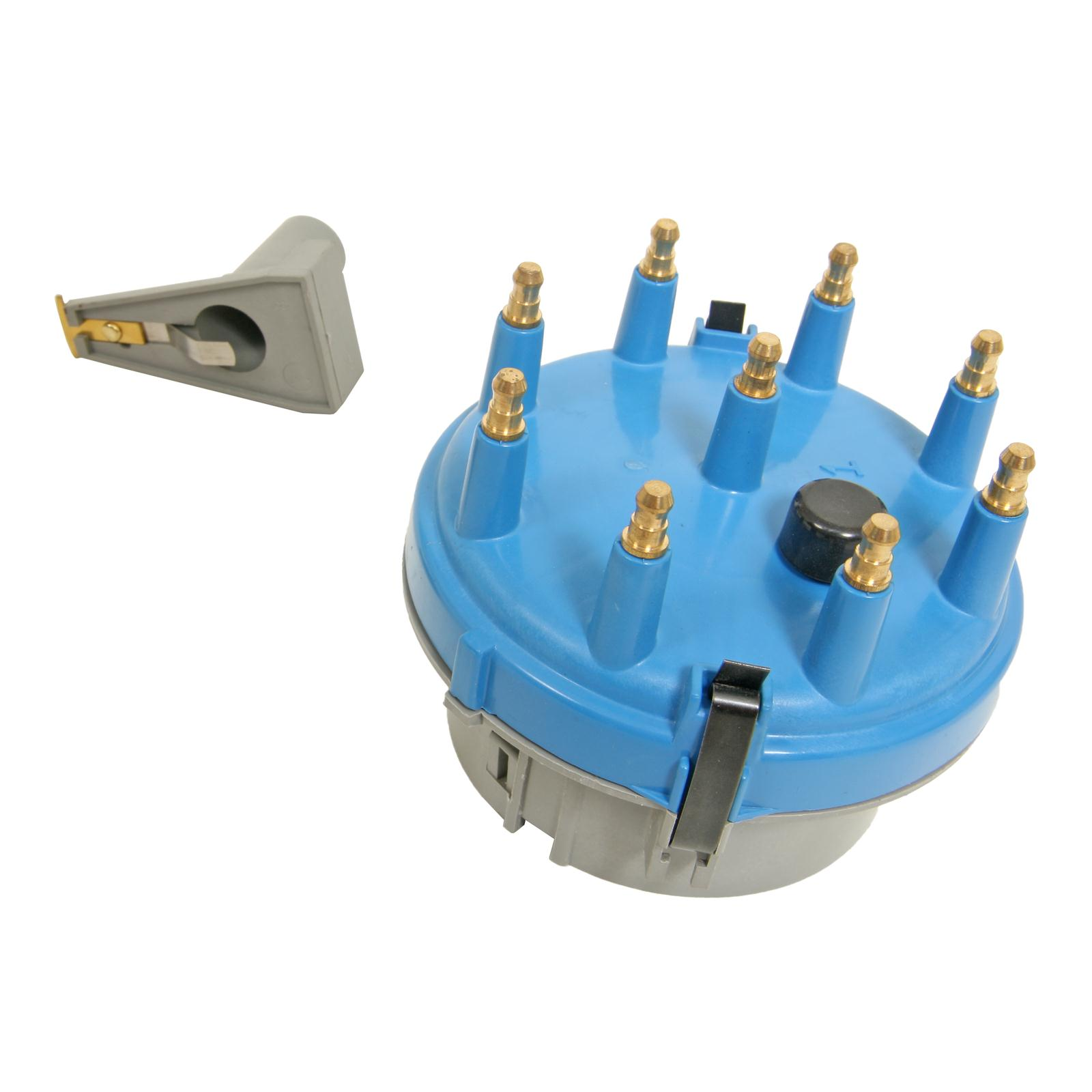 Davis Unified Ignition Cap And Rotor Kits 32100BL