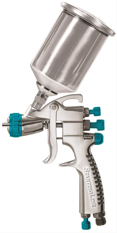 Devilbiss Paint Gun Gravity Feed Nozzle Chrome Stainless Steel Kit 802405 Ebay