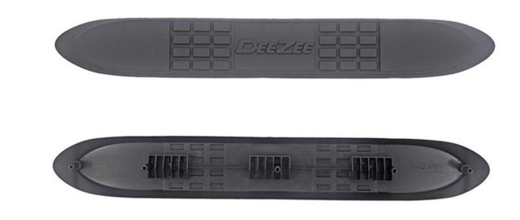 DEE ZEE DZ 373529 Black Oval Nerf Step 2 Pack