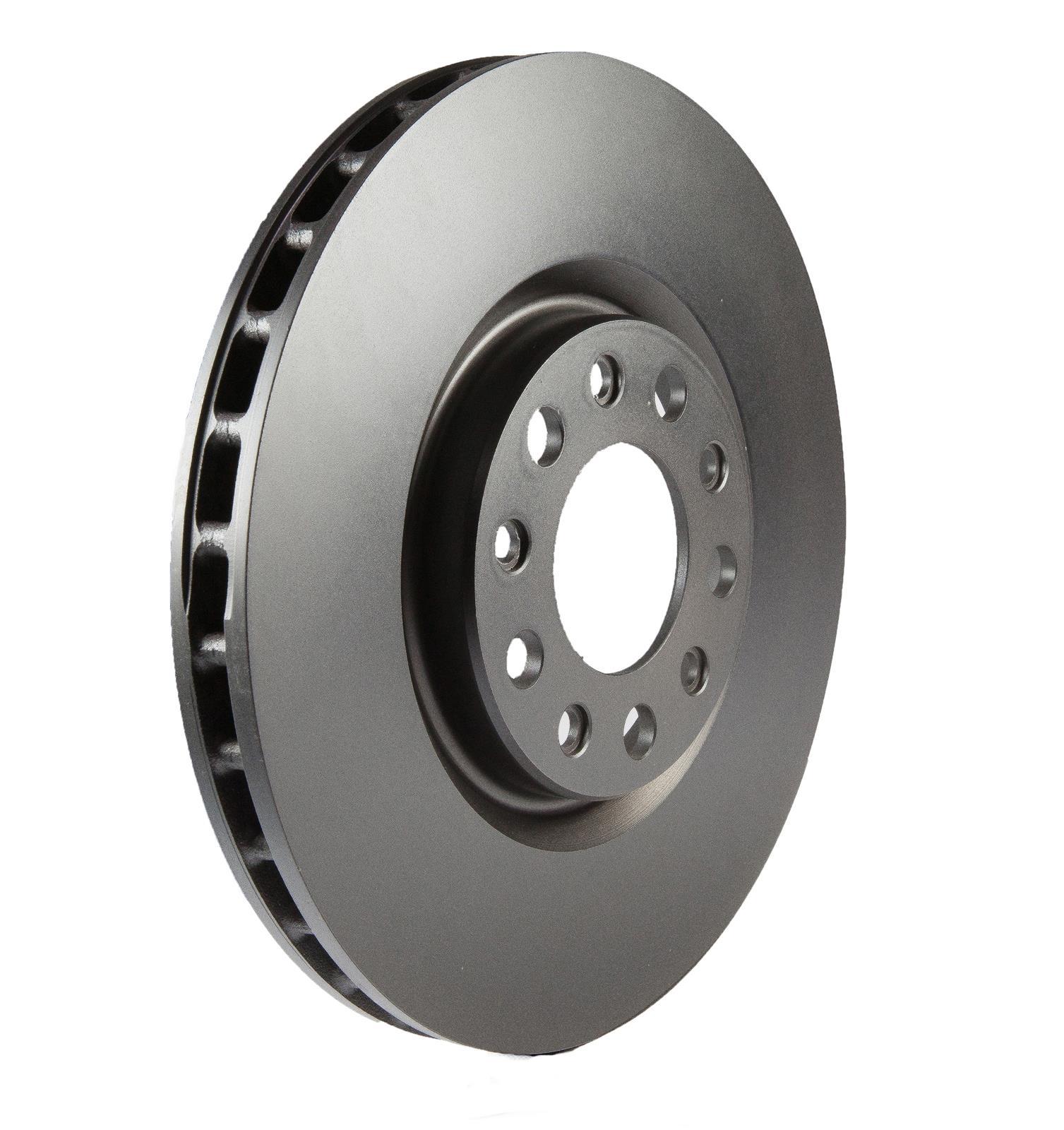 EBC Brakes RK7572 RK Series Premium OE Replacement Brake Rotor