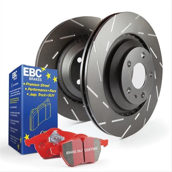 FRONT EBC DP31724C REDSTUFF CERAMIC PERFORMANCE BRAKE PADS
