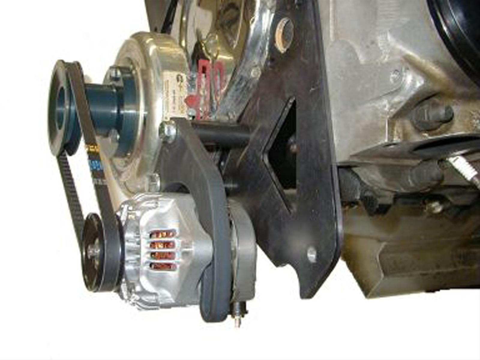 East Coast Auto Electric Super Mini Alternator Kits 2414 Free Shipping On Orders Over 99 At Summit Racing