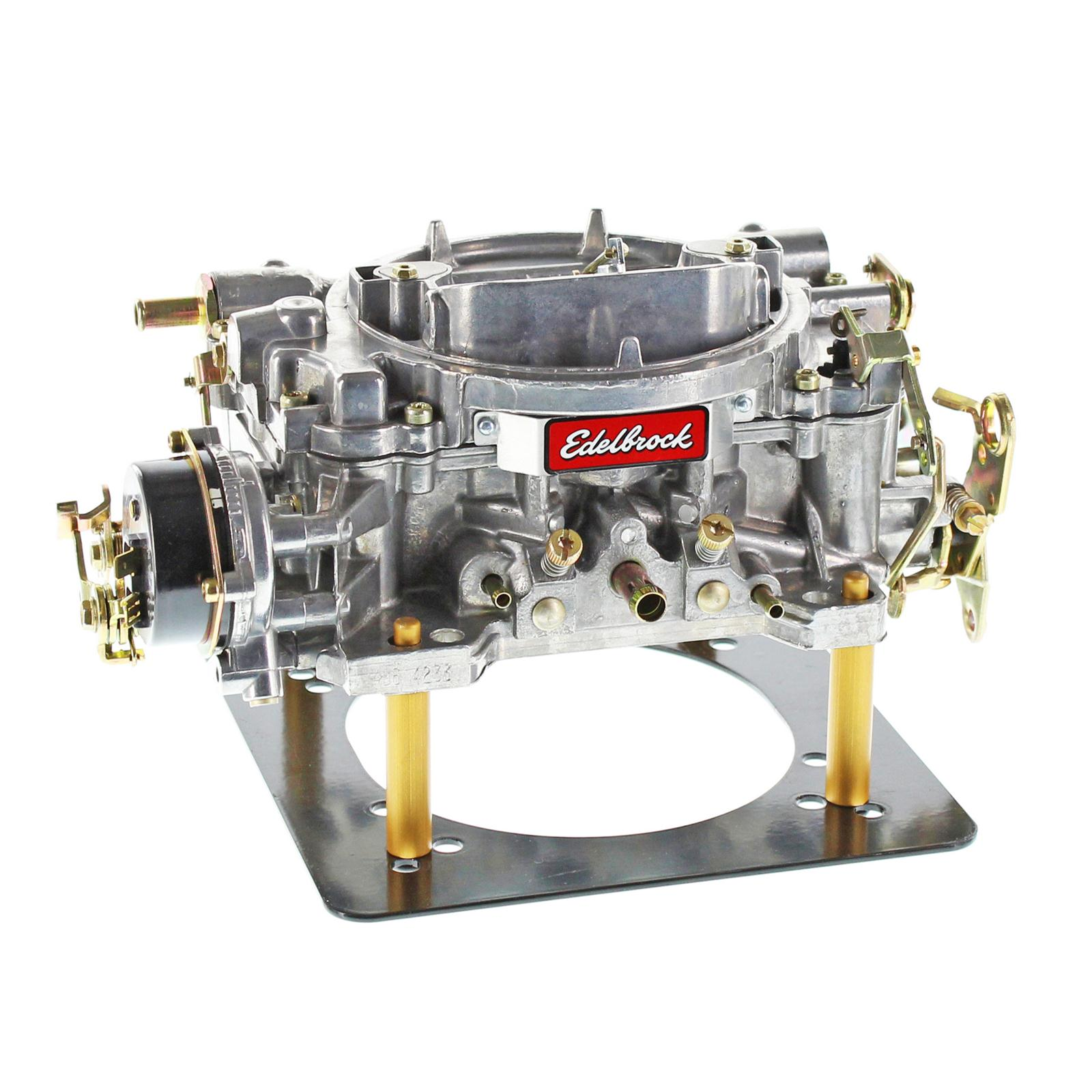 Edelbrock Performer Carburetors 1411 Free Shipping On Orders Over 93 Mustang To Carb Wiring Harness 99 At Summit Racing