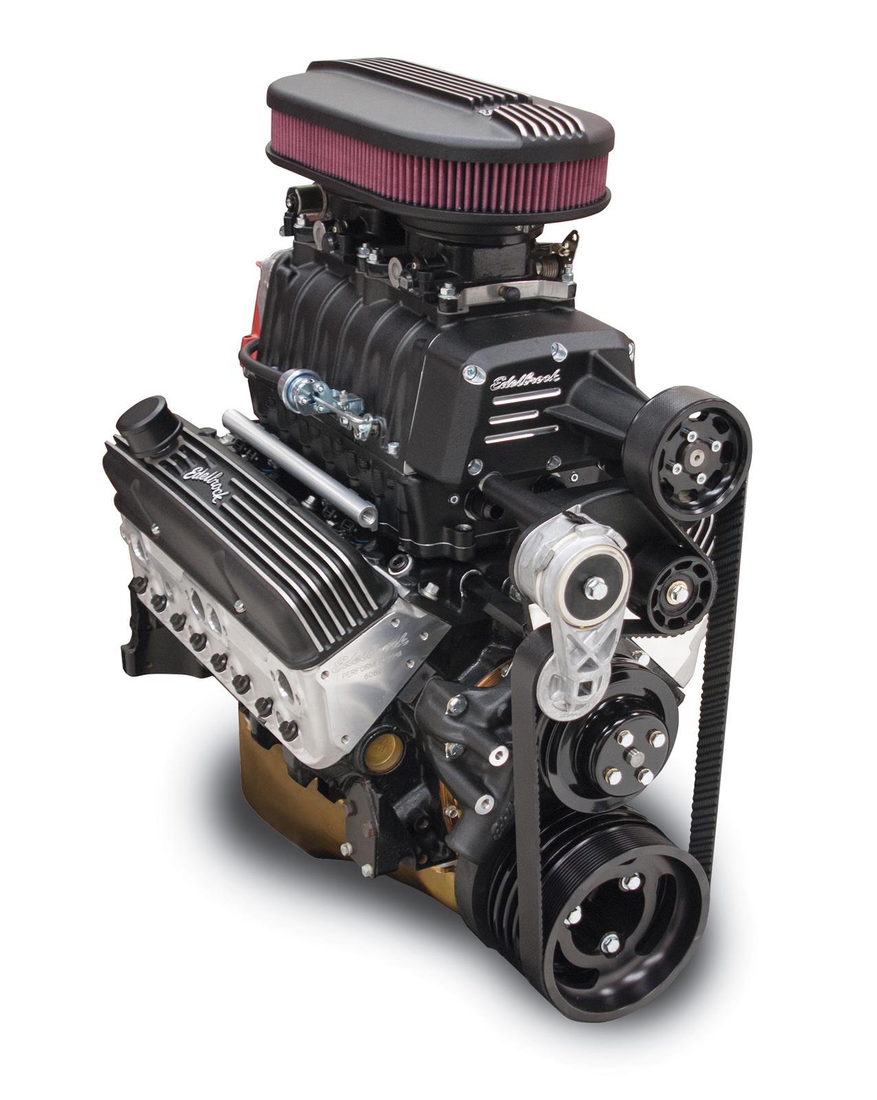 Edelbrock E Force Enforcer Efi Supercharger Systems 15203