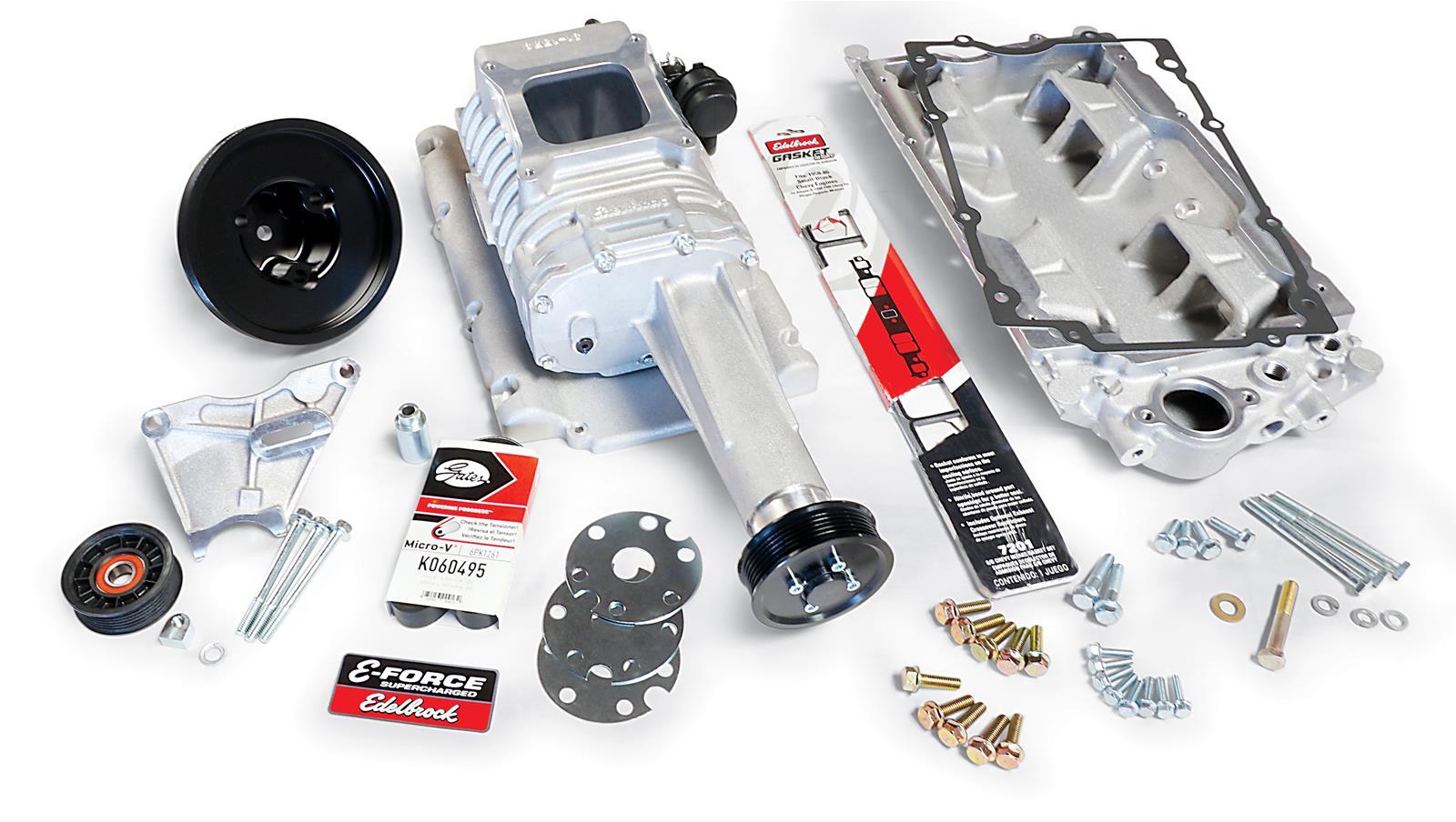 Edelbrock E-Force Supercharger Kits 1551