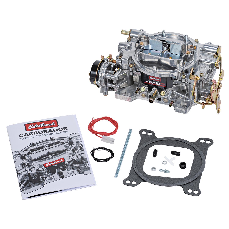 Edelbrock 8134 Edelbrock Fuel Line Kit Fits:UNIVERSAL 0-0 NON APPLICATION SPE