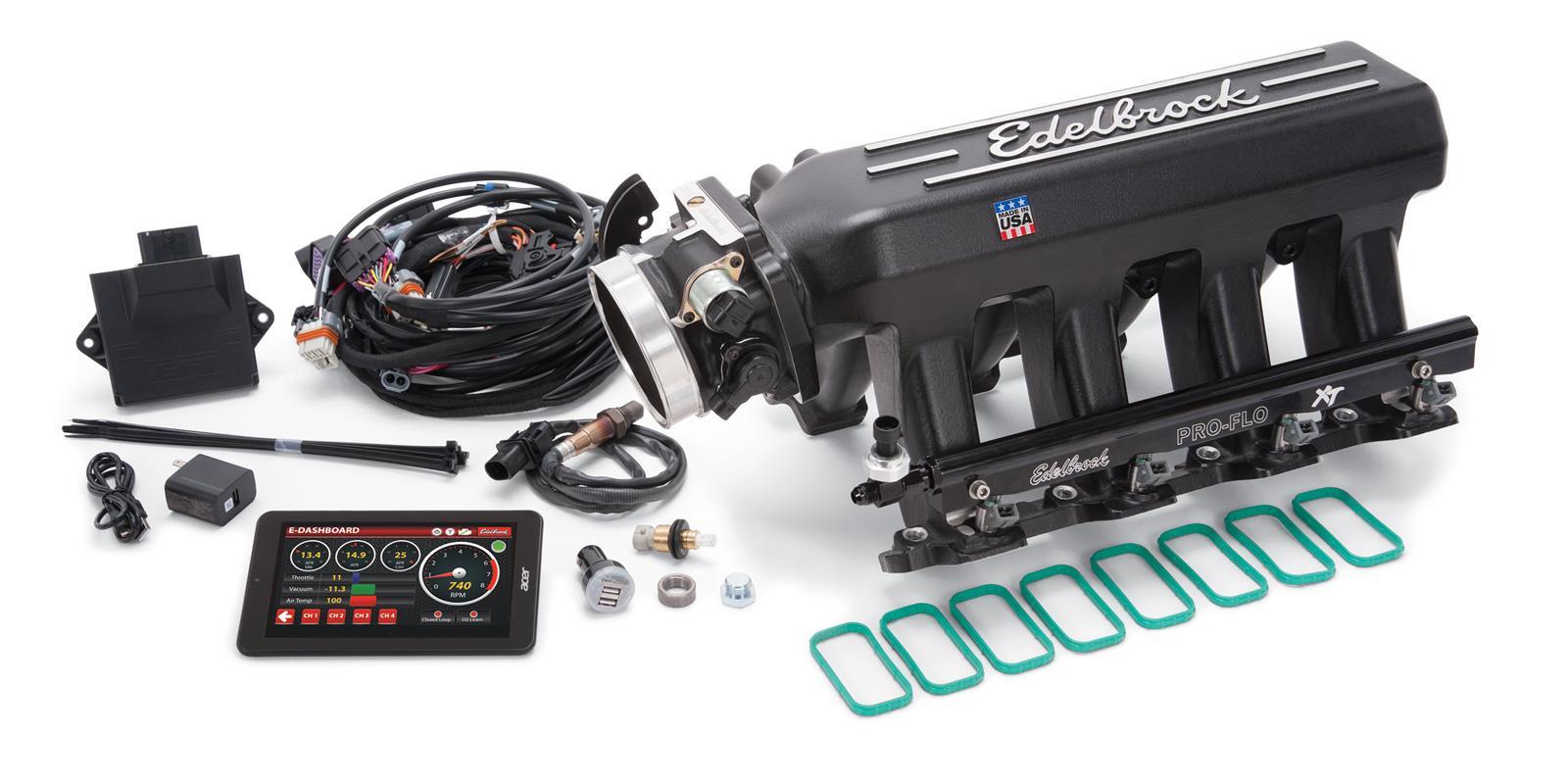Edelbrock Pro-Flo 4 XT EFI Systems 35920