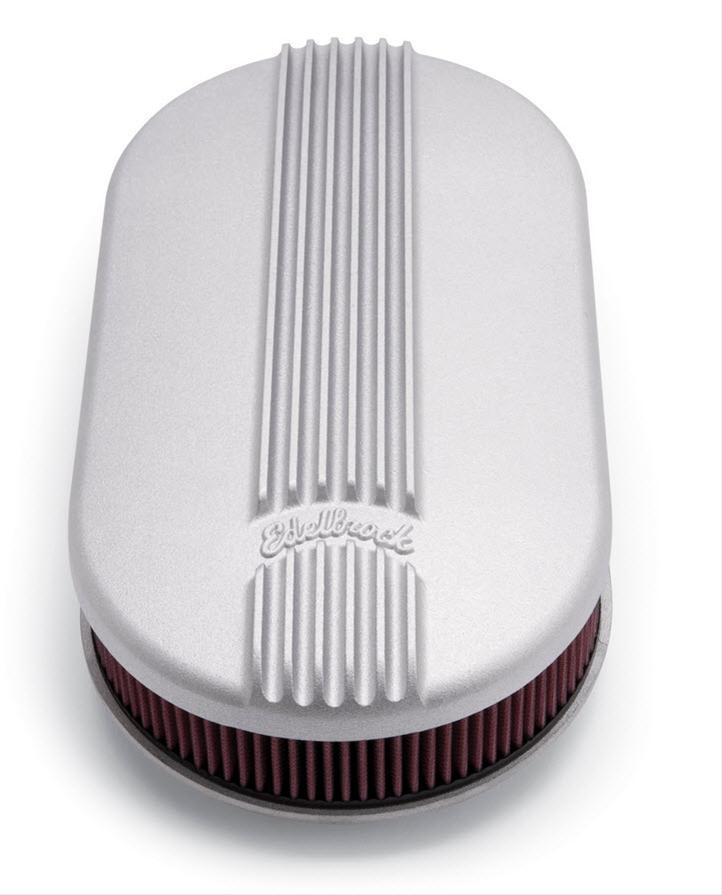 Air Cleaner Edelbrock Marine : Edelbrock classic series air cleaner