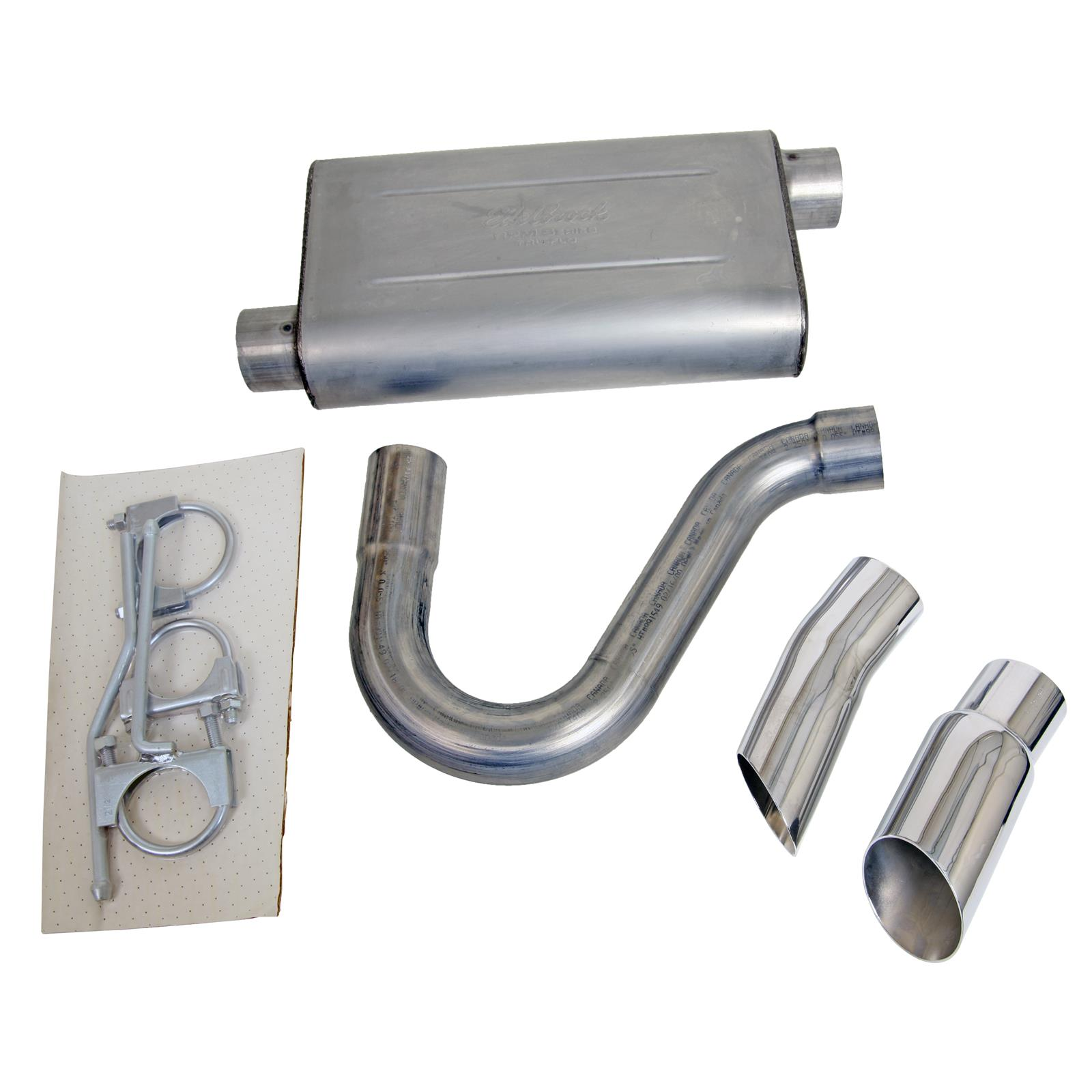 Cat Back Exhaust Systems From Summit Racing