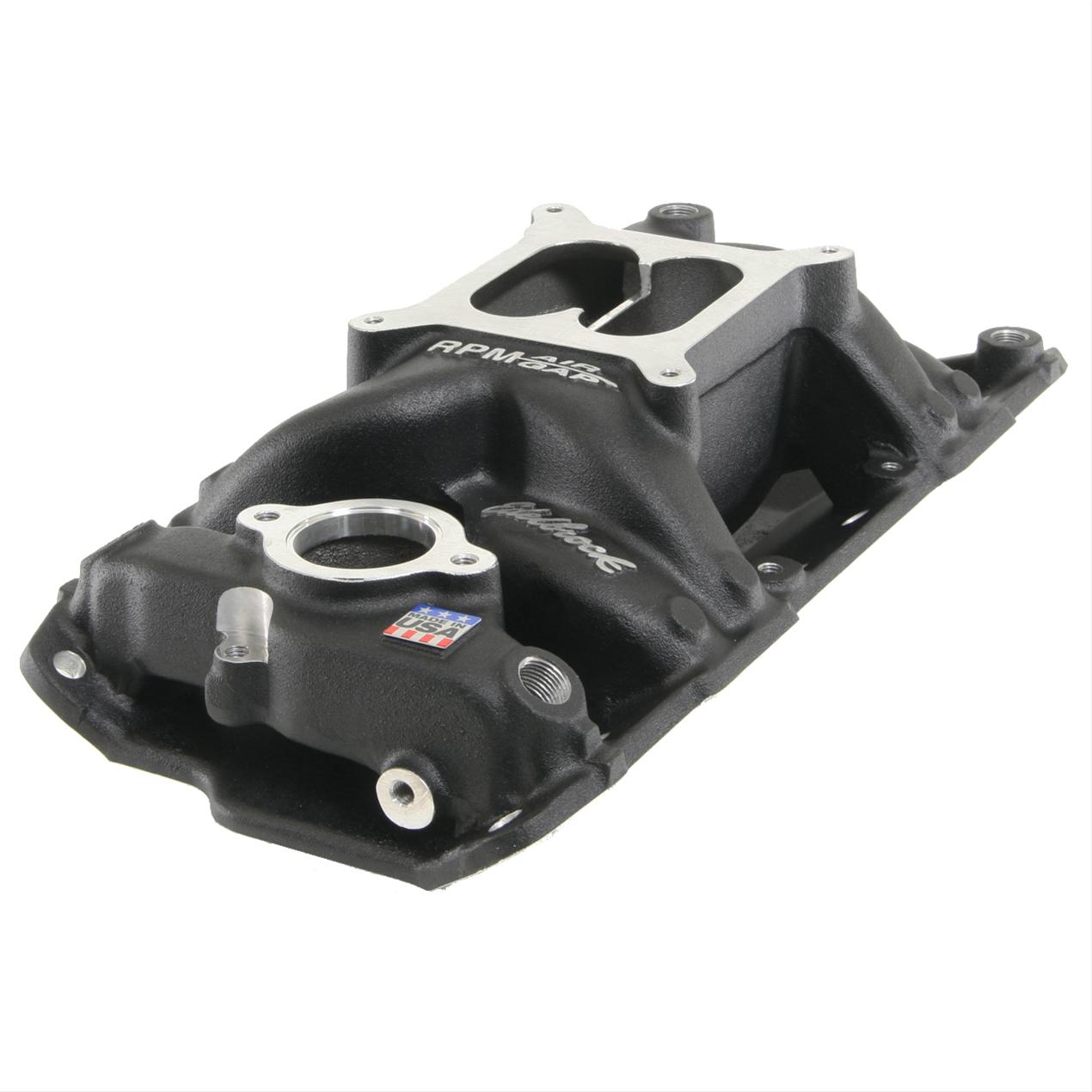 Edelbrock Performer RPM Air-Gap Intake Manifold 75013 Fits