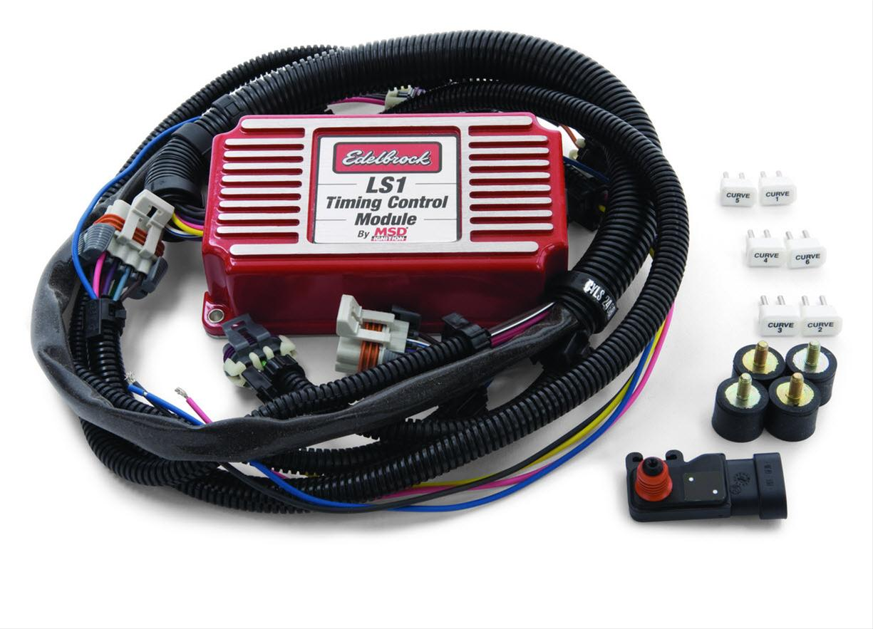 edelbrock ls1 timing control modules 91238 shipping on edelbrock ls1 timing control modules 91238 shipping on orders over 99 at summit racing