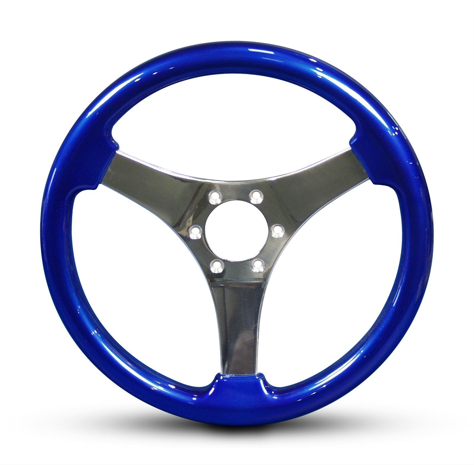 Eddie Marine 140 71b Eddie Marine Symmetrical Spoke Steering Wheels Summit Racing