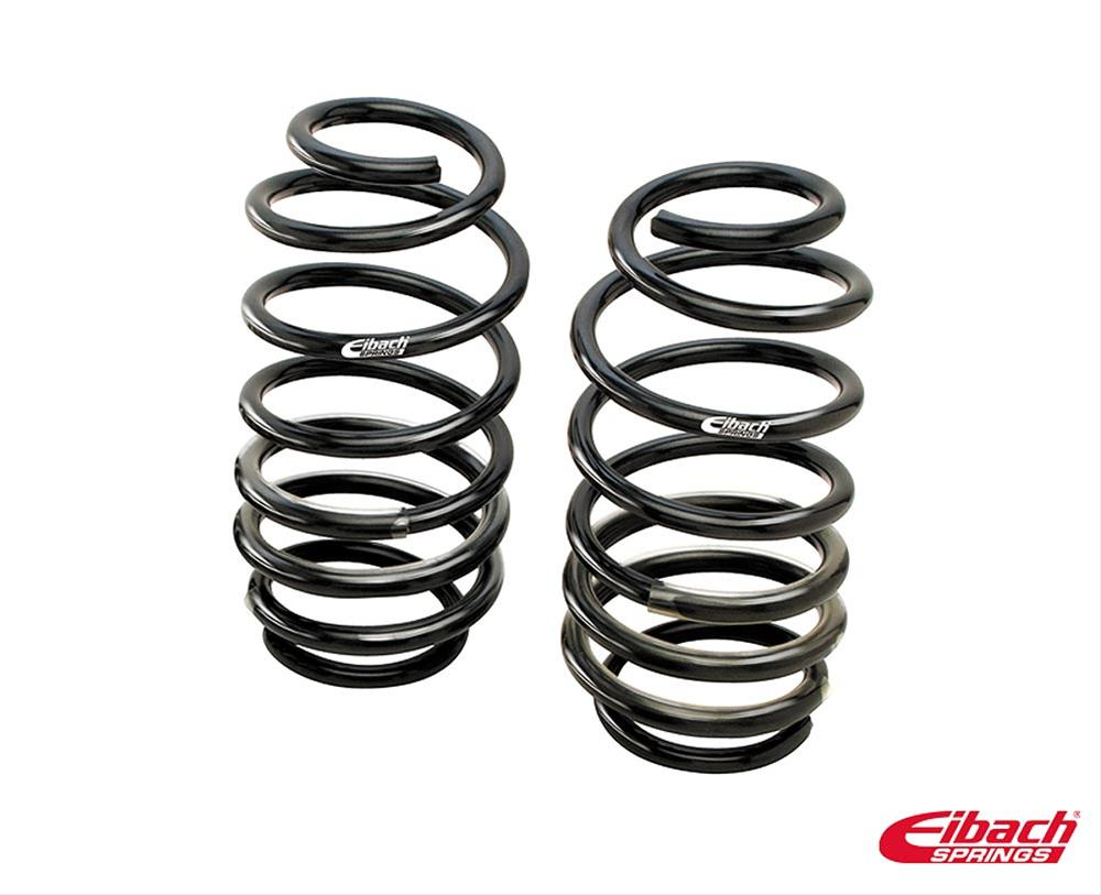 eibach pro kit lowering springs free shipping. Black Bedroom Furniture Sets. Home Design Ideas
