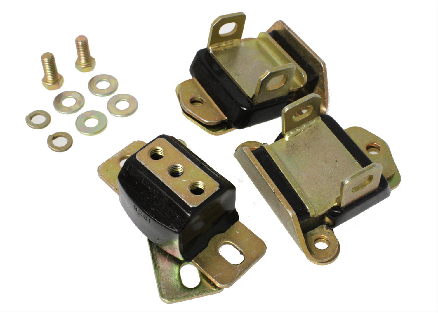 Energy suspension motor and transmission mount kits g free