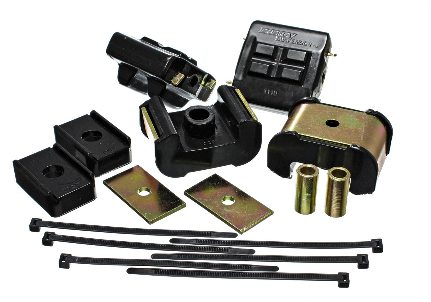 Energy Suspension Motor And Transmission Mount Kits Free Autos Post