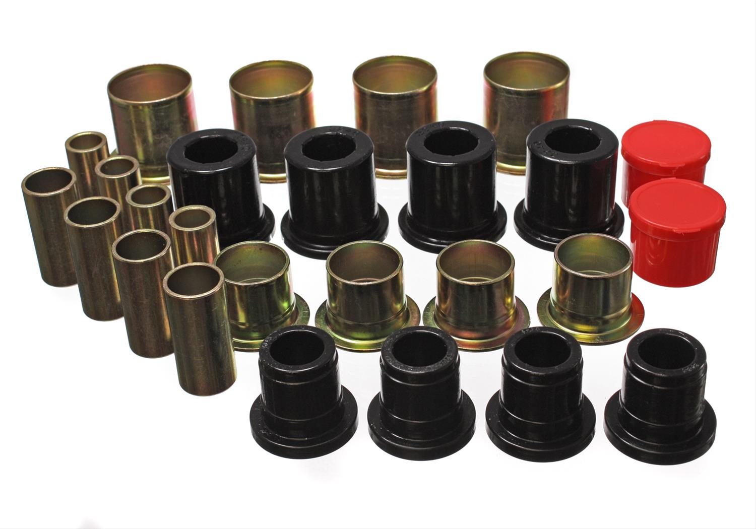 Energy Suspension Control Arm Bushing Sets 3.3161G - Free Shipping on  Orders Over $99 at Summit Racing