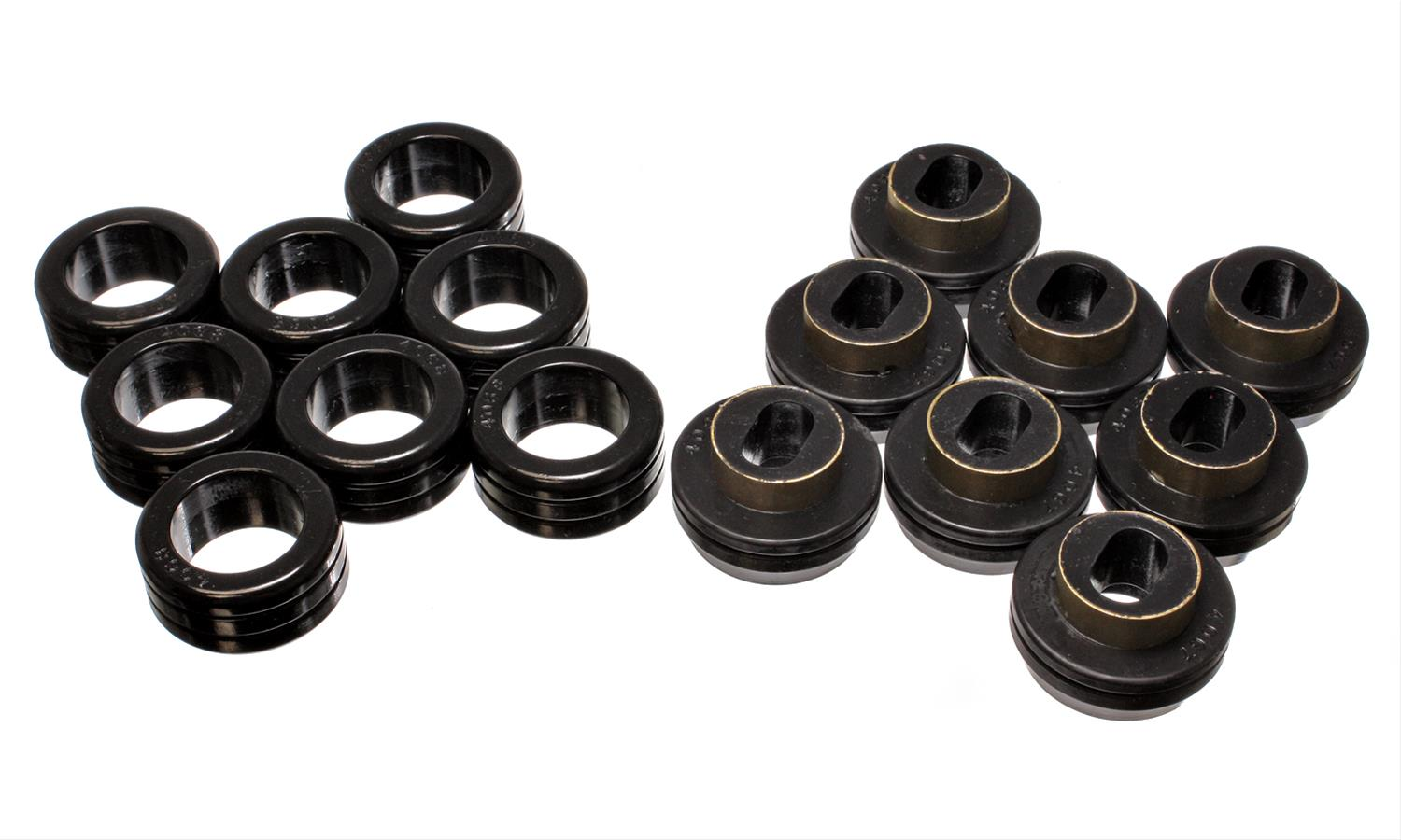 Energy Suspension Body Mount Bushings 44121g Free Shipping On 1949 Ford F1 Cab Mounts Orders Over 99 At Summit Racing