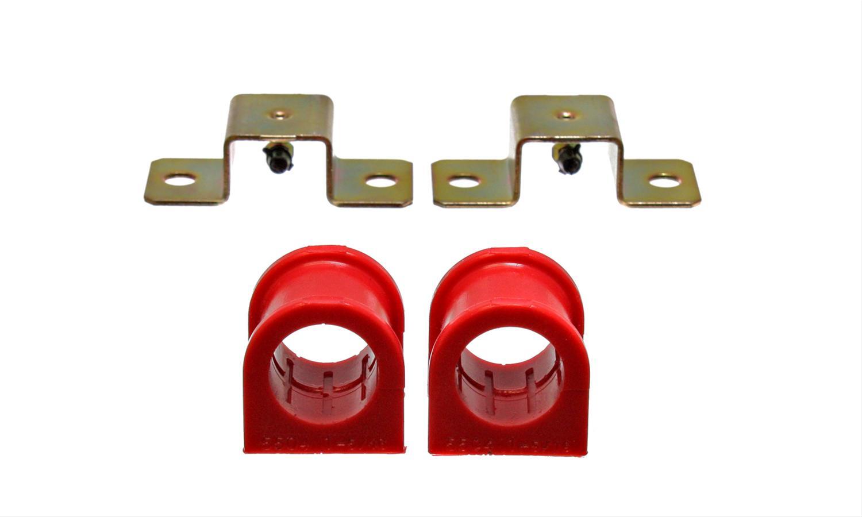Energy Suspension 4.5163R Sway Bar Frame Bushing Kit