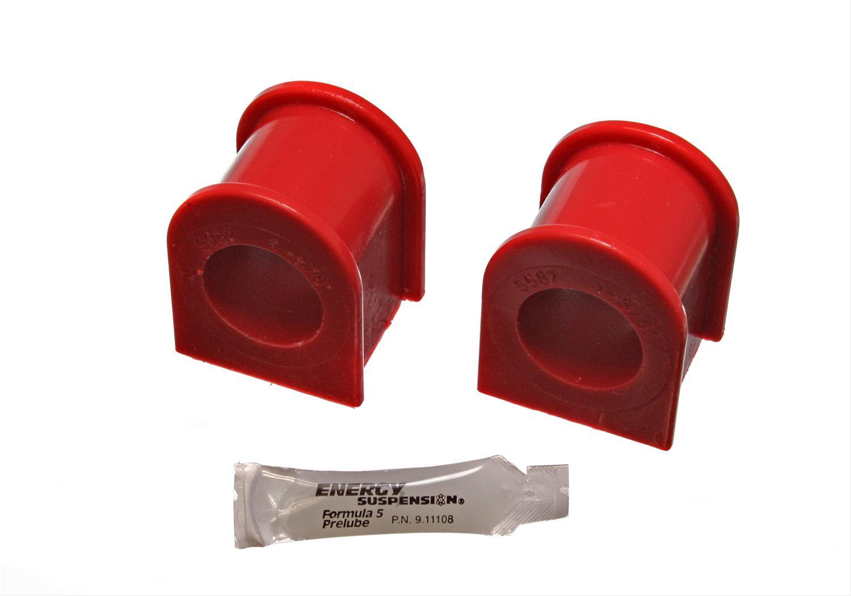 Energy Suspension 3.5213R Complete Front Sway Bar Bushing Set   36mm