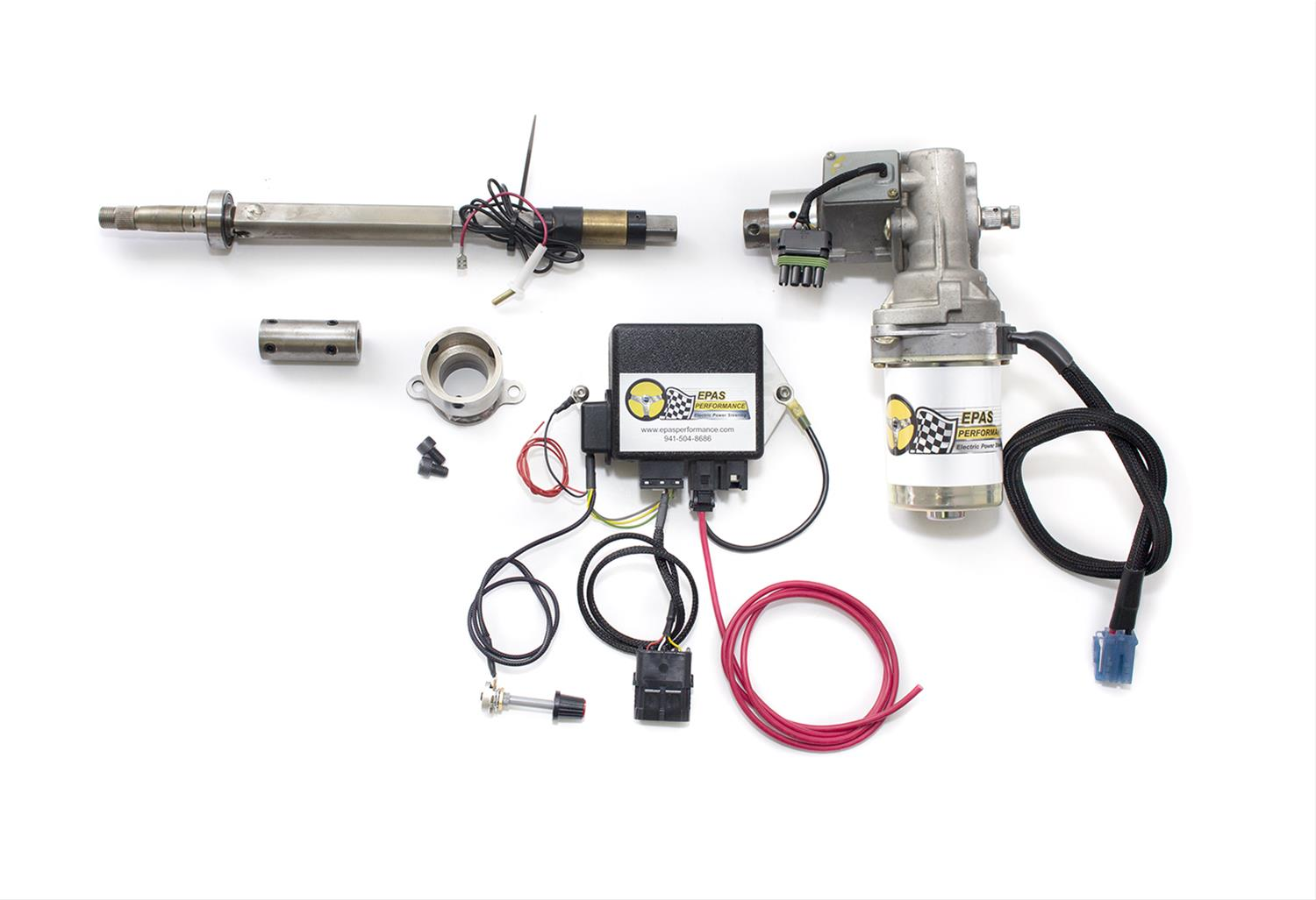 Epas Performance Electric Steering Kits 1010 Free Shipping On Orders Over 99 At Summit Racing