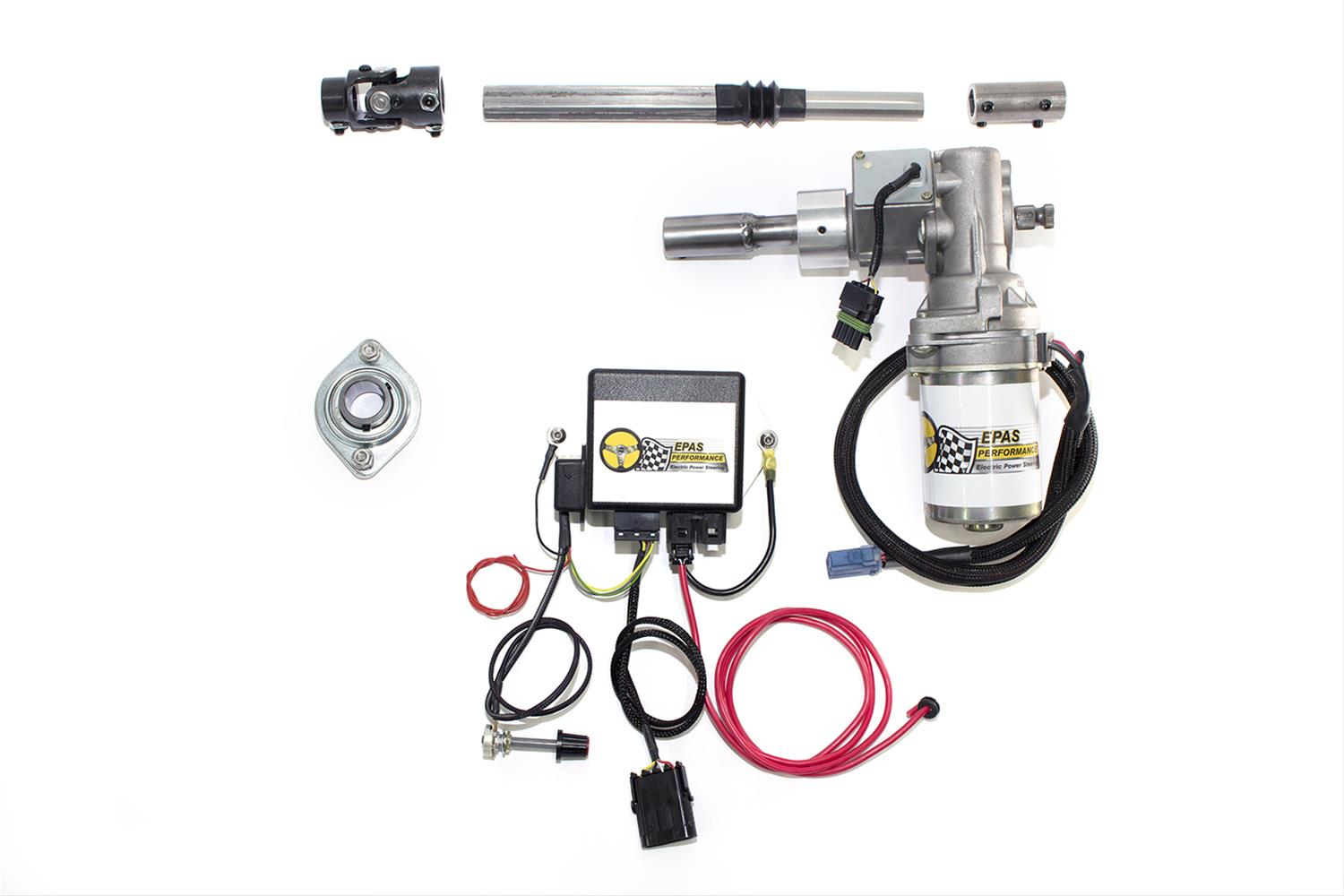 Epas Performance Electric Steering Kits 3001 Free Shipping On Orders Over 99 At Summit Racing