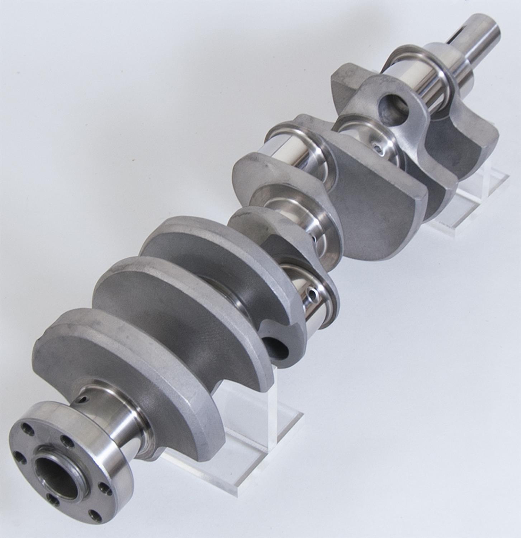 Eagle Crankshaft 2-Pc Seal Int Balance Forged 4340 Steel 3