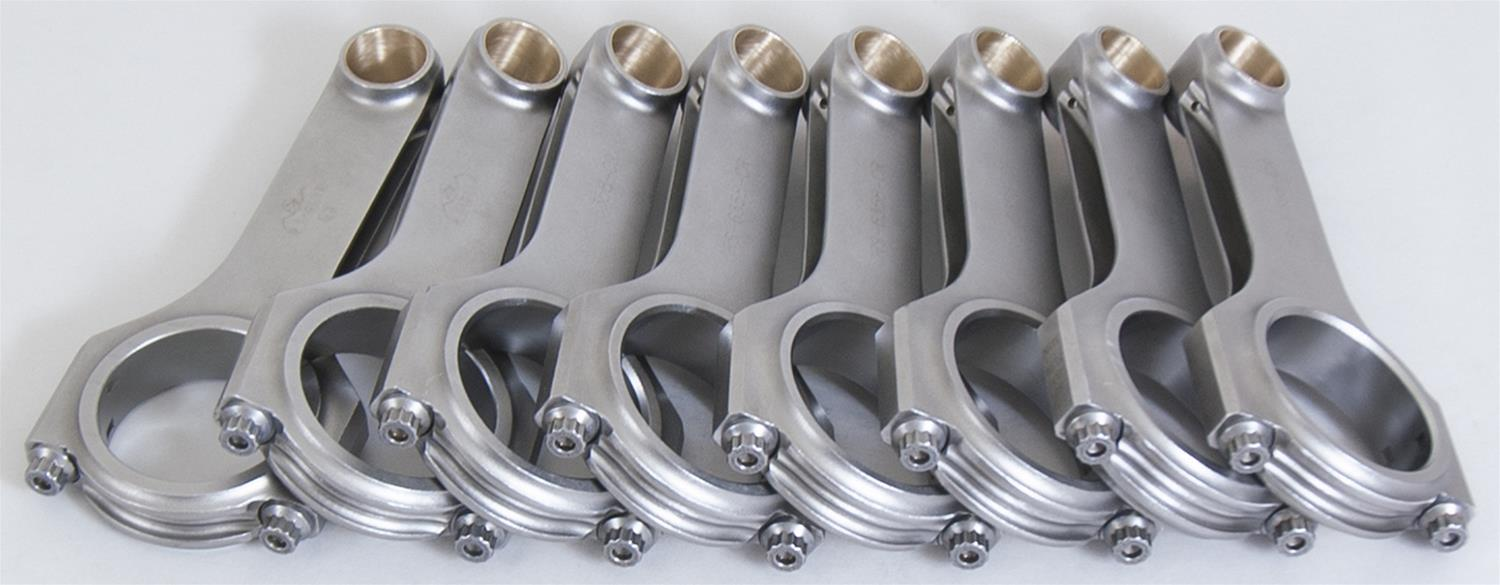 Eagle Specialty Products CRS6358C3D 6.358 4340 Forged H-Beam Connecting Rod Set for Big Block Mopar