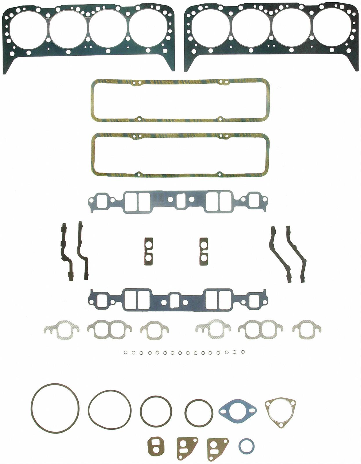 Fel Pro Head Gasket Sets Sflhs7733pt2 Free Shipping On Orders Over Mack Truck Engine Diagram Cylinder 99 At Summit Racing