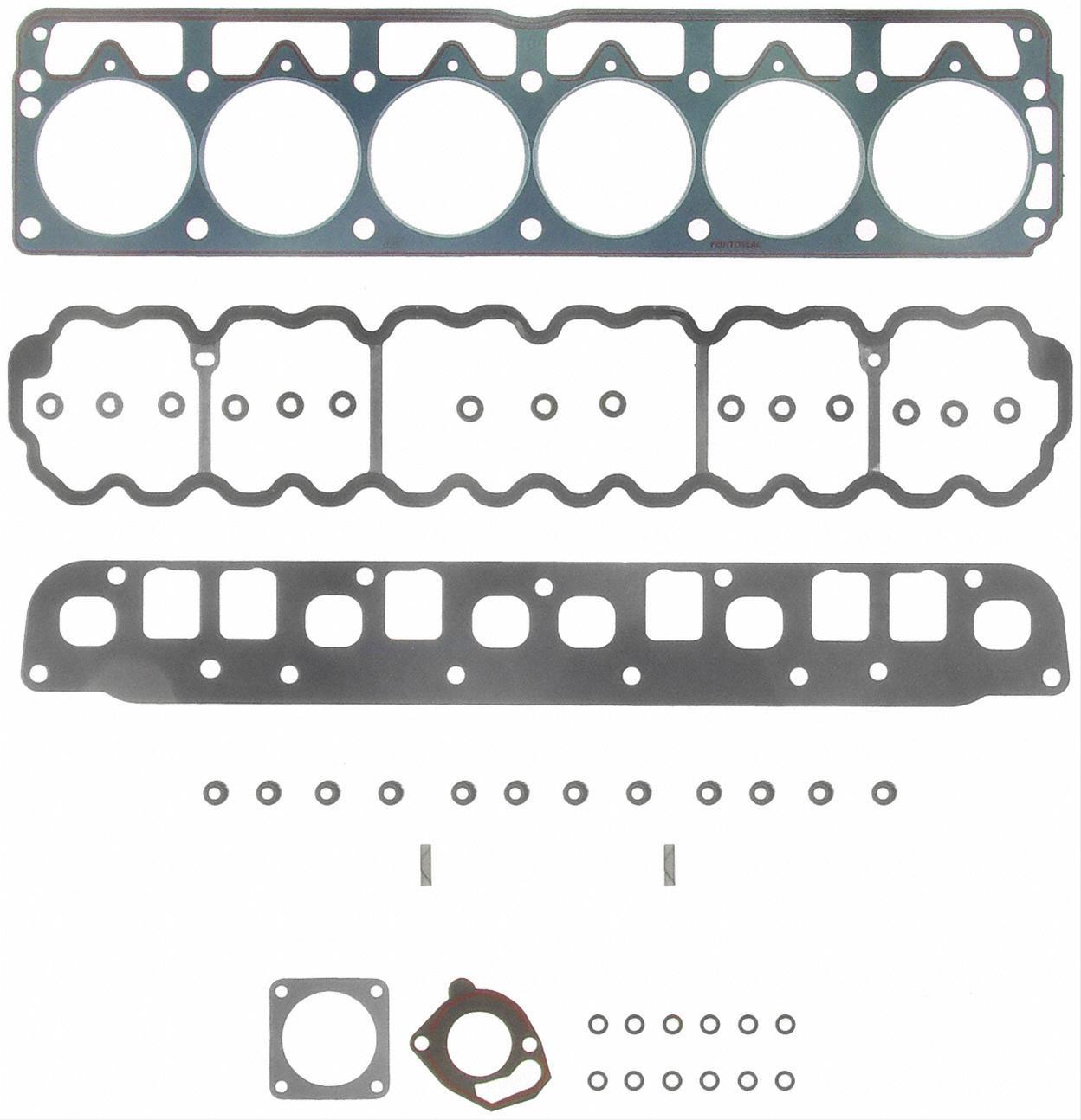 Engine Cylinder Head Gasket Set Fel-Pro HS 9196 PT-1