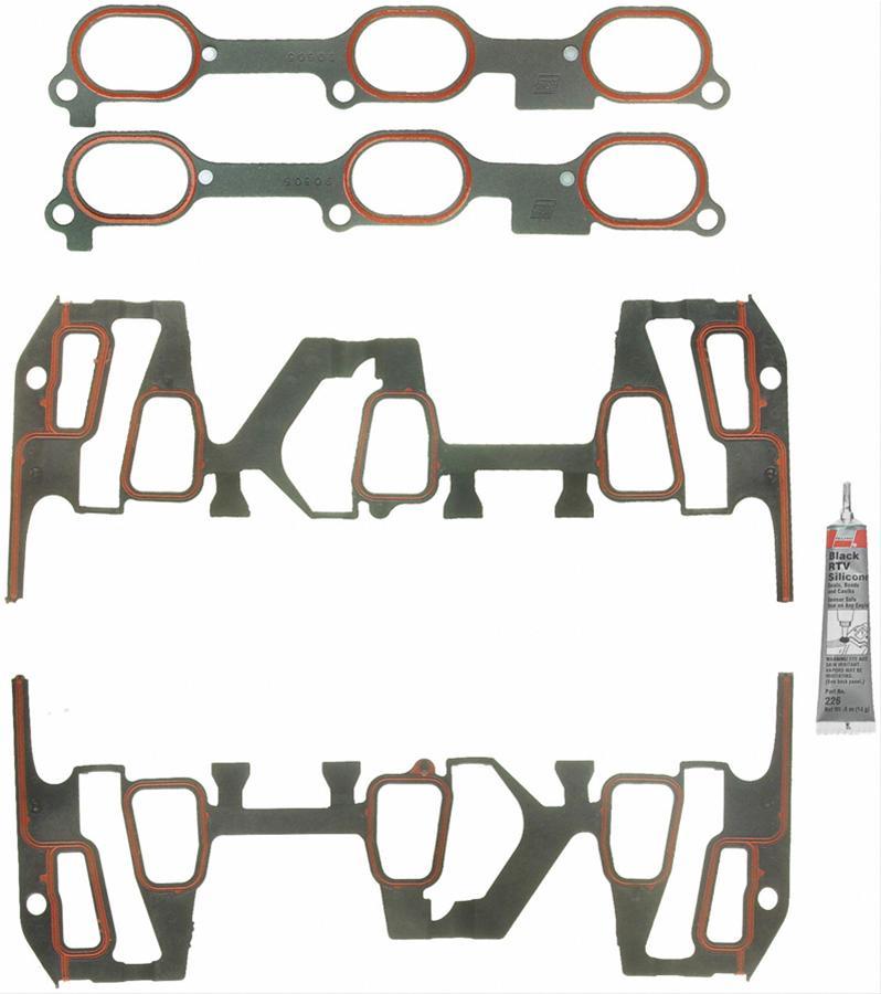 Fel-Pro MS 98004 T Permadryplus Intake Manifold Gasket Set