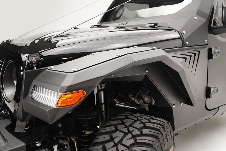 Jeep Jl Fenders