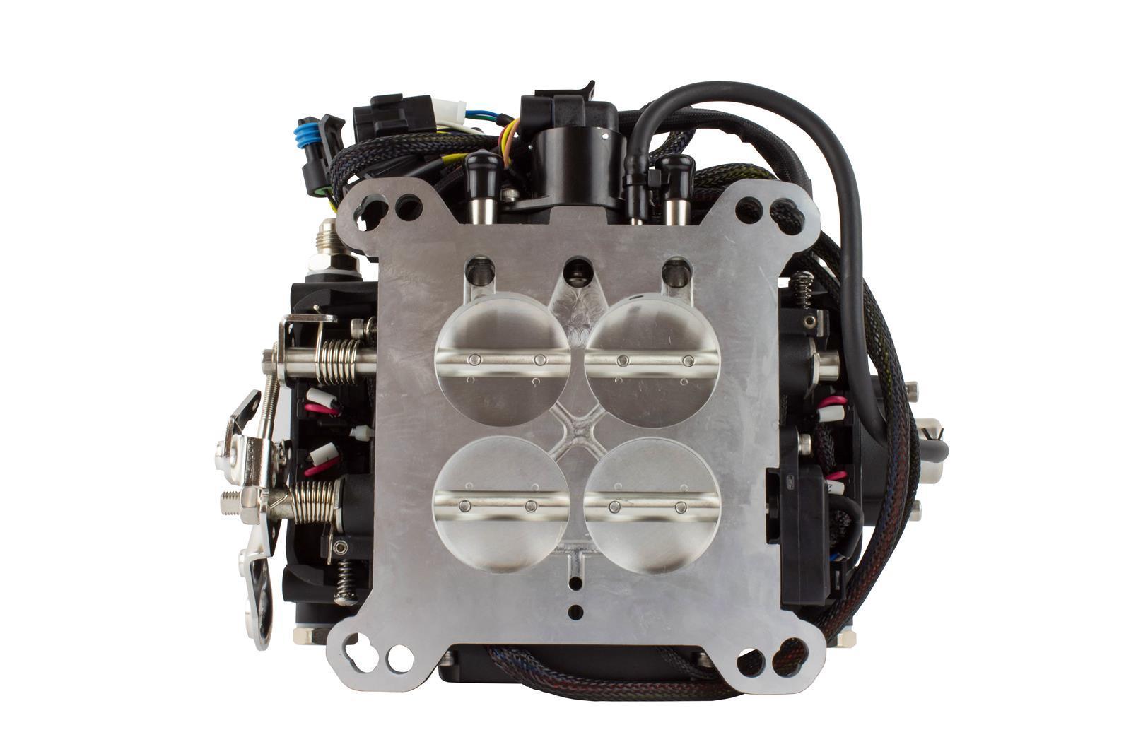 fitech fuel injection 30002 go efi 600 hp basic kit matte black finish ebay. Black Bedroom Furniture Sets. Home Design Ideas