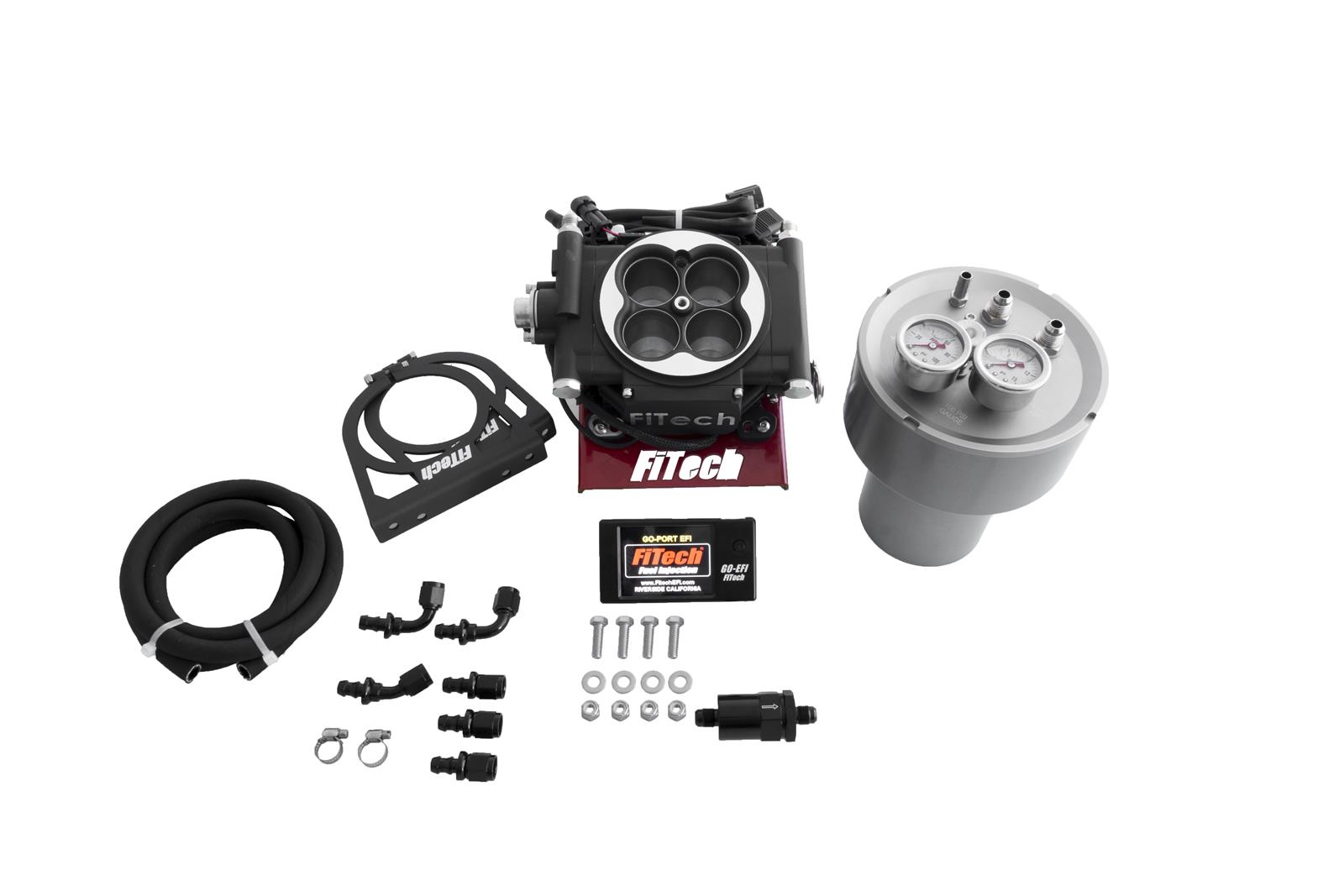 FiTech Fuel Injection 32002