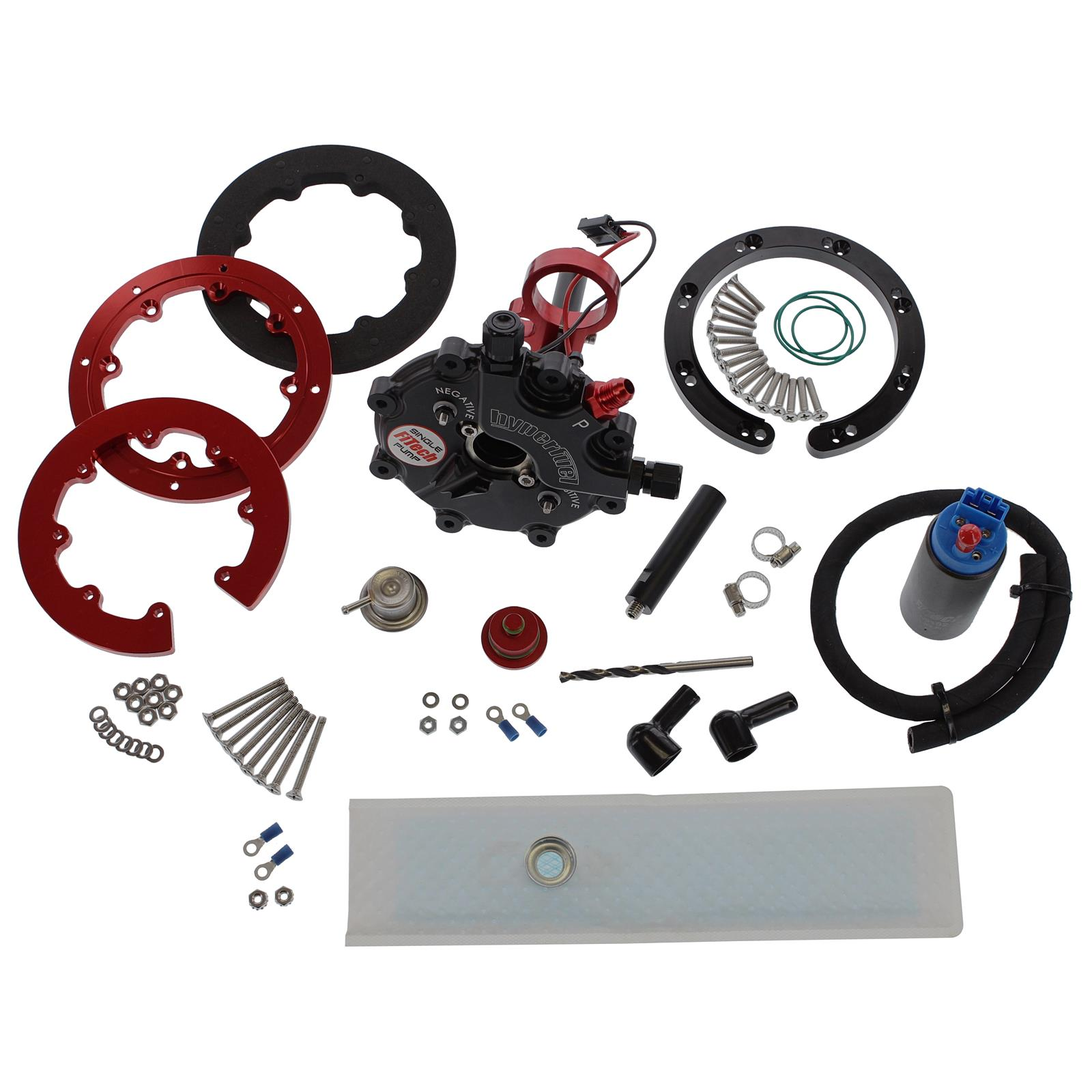 78df17e1107 FiTech Fuel Injection 40019 - Free Shipping on Orders Over  99 at Summit  Racing