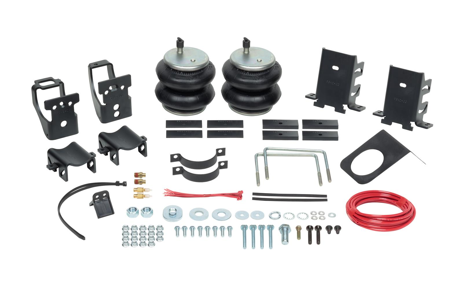 Firestone Ride-Rite Air Helper Spring Kits 2597 - Free Shipping on Orders  Over $99 at Summit Racing